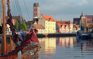 Puerto de Wismar