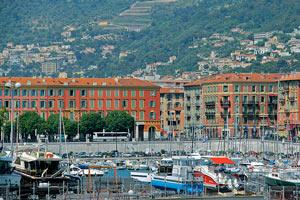 Puerto de Niza. Autor: Aceval. (Extraídas de Flickr.com bajo licencia Creative Commons)