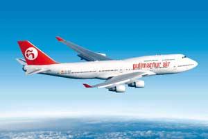 Pullmantur Air estrena su nueva web