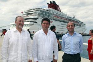 Pullmantur inaugura un nuevo crucero para el Caribe Maya