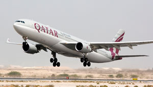 Qatar Airways aumenta su flota hasta 80 aviones