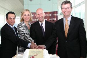 Qatar Airways inicia sus vuelos diarios a Barcelona