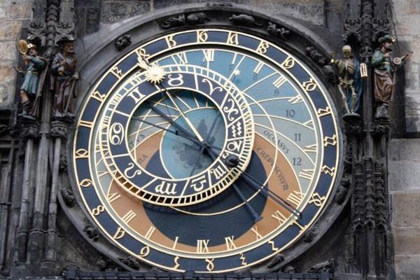 Turismo en la República Checa 2010: 600 años del reloj astronómico de Praga