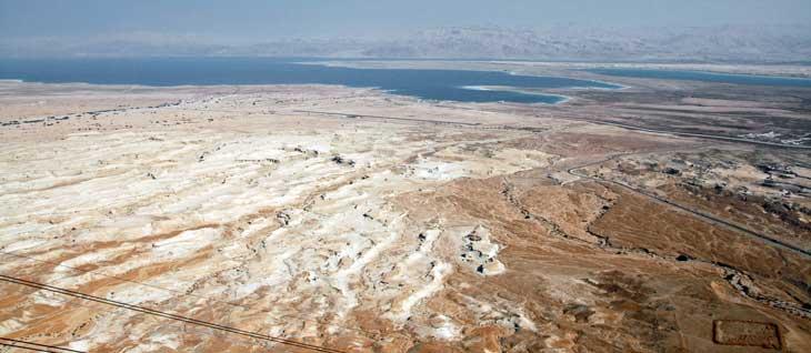 Los expertos dicen que el Mar Muerto podría desaparecer en menos de cuarenta años si no se lleva a cabo alguna iniciativa para evitarlo