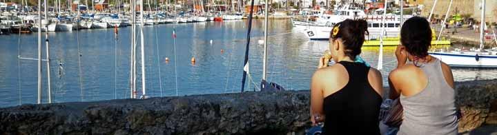 Puerto deportivo del Alguer