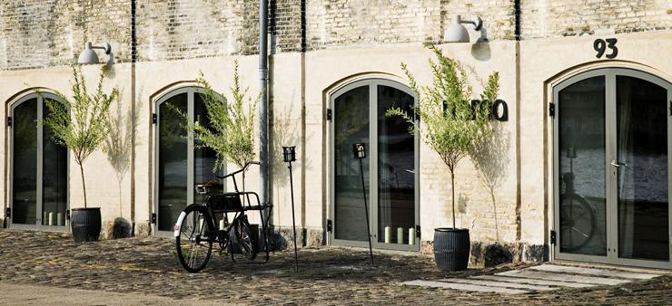 Restaurante Noma, considerado hoy en día como el mejor del mundo © VisitDenmark