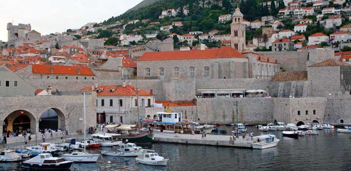 Puerto de Dubrovnik