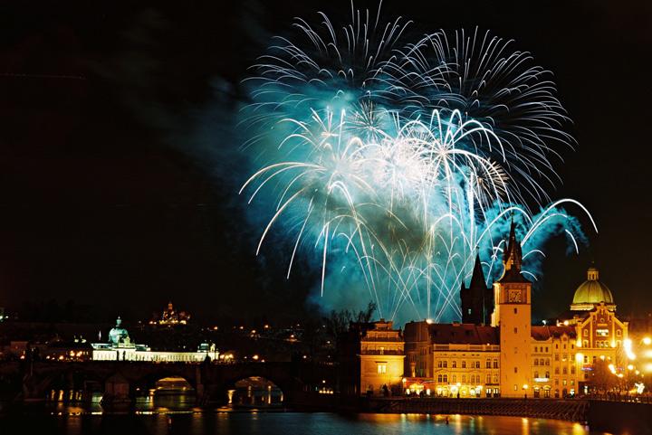 Fin de año en Praga © CzechTourism.com
