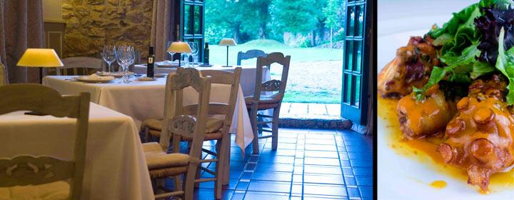 Gastronomía en el Hotel Palacio de Cutre