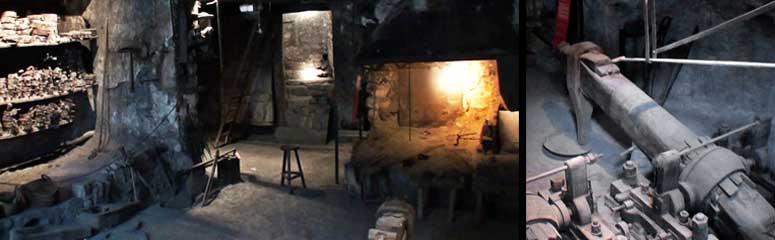 Farga Palau, fragua creada en el siglo XVII y que funcionó hasta el año 1976