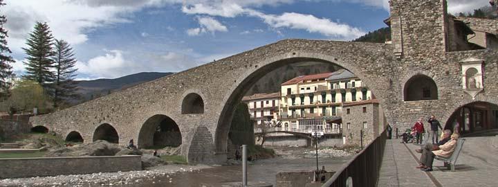 Puente Nuevo de Camprodon