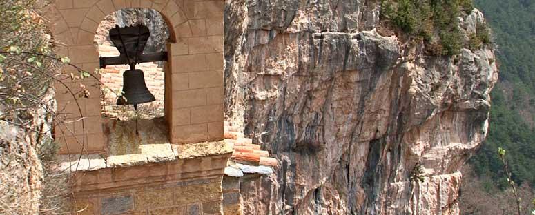 Santuario de Montgrony en Gombrèn