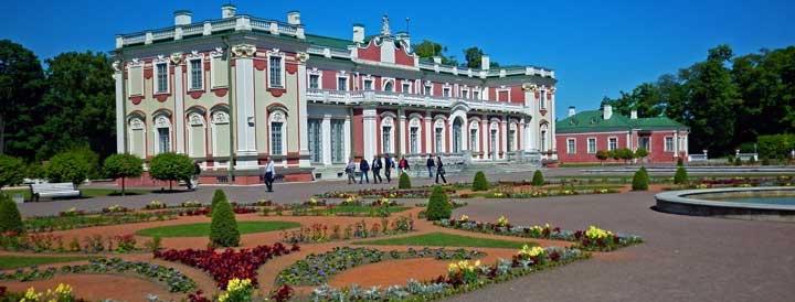 Palacio de Katriorg