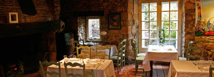 Restaurante Le Tournesol, en la Sorèze
