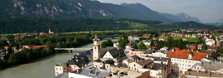 Rattenberg, con tan sólo 440 habitantes, es la ciudad más pequeña de Austria