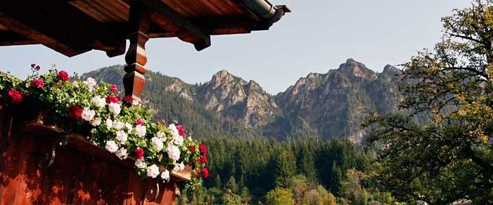 Dicen sus habitantes que Alpbach es el pueblo más bonito de Austria