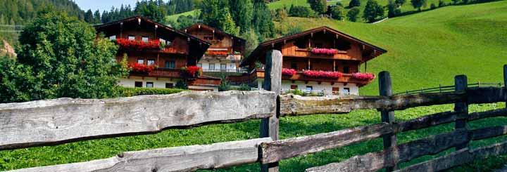 Alpbachtal es, sobre todo, un destino perfecto para el turismo familiar