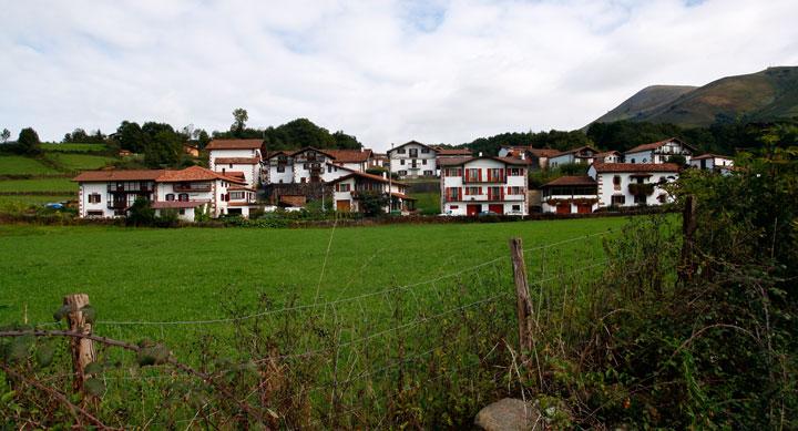 Barrio de los Agotes en Bozate (Arizkun)