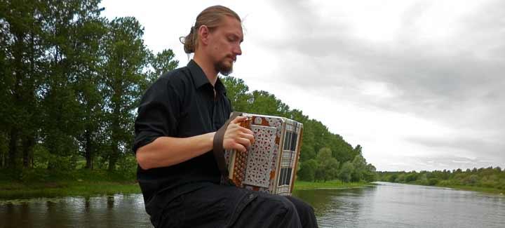 Músico estonio