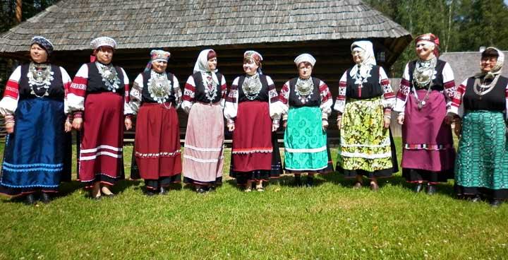 Grupo de folklore seto Kuldatsäuk
