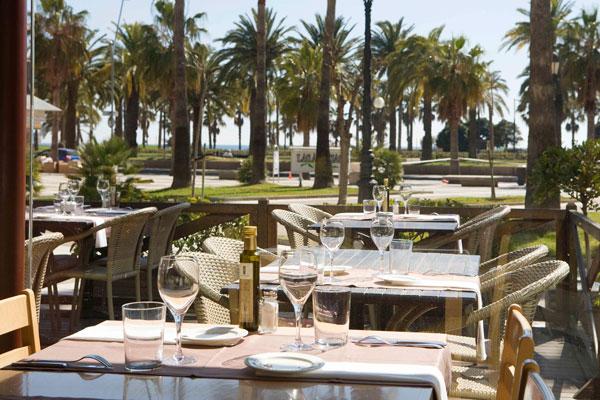 Navidad a orillas del Mediterráneo en el restaurante Arena de Salou