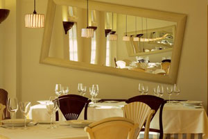 Homenaje a la verdura del Hotel Wine Oil Spa Villa de Laguardia