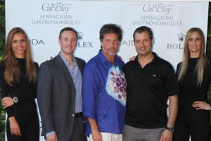 La fiesta de Rolex y Zaida abren la temporada de verano de Tarragona