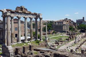 8 de febrero de 2011: Destinia y Groupalia ofrecen vuelos a Roma por un euro