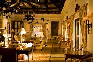 Hotel Royal Livingstone en Zambia