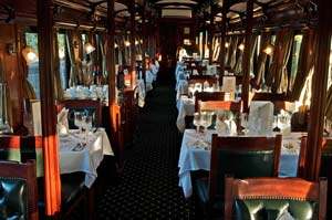 Royal Livingstone Express o conocer Zambia en tren