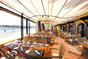 Grupo Sagardi abre su primer restaurante en las playas de Ibiza