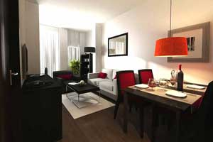 Salón Suites Barcelona