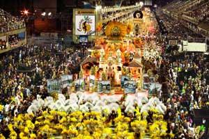 Carnaval 2011: Río de Janeiro se prepara para recibir 750.000 turistas
