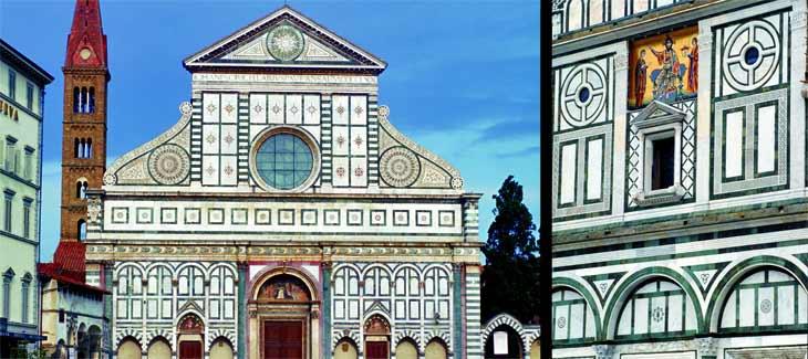 Iglesia de Santa María Novella. © ENIT, Vito Arcomano