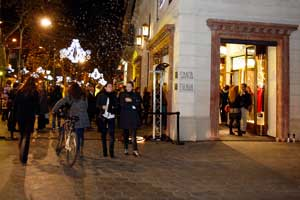 The Shopping Night Barcelona (TSNB)