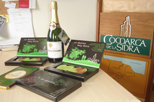 La Comarca de la Sidra (Asturias), en las mejores mesas