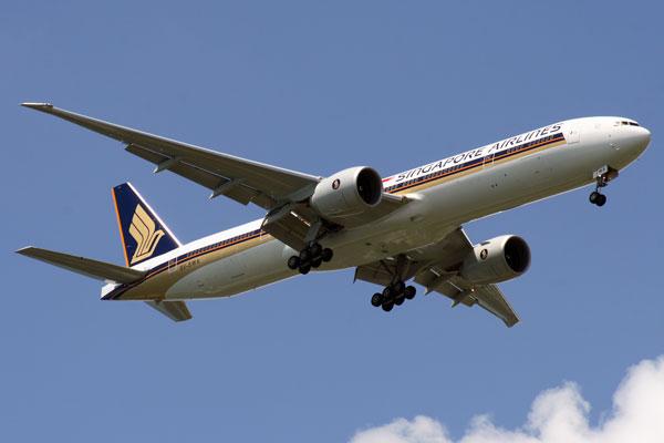 Singapore Airlines dispuesta a operar con código compartido con Spanair