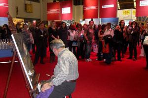 Turisme de Sitges presenta la Ruta de los artistas en el Salón Internacional de Turismo de Cataluña