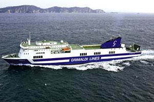 Grimaldi Lines conectará las ciudades de Valencia y Livorno