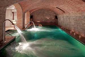 El spa del Hotel 1898, un viaje al Lejano Oriente en pleno Barcelona...