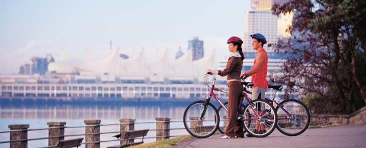 Stanley Park, pulmón verde de Vancouver