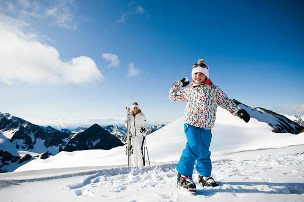 Turismo de Austria: vacaciones en familia en el Valle de Stubai