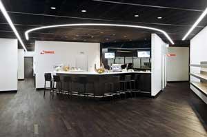 Swiss Arrival Lounge en Zúrich