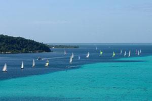 Tahiti Pearl Regatta, punto de encuentro de enamorados del mar y la cultura tahitiana