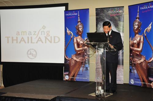 El nuevo Ministro de Turismo Tailandés considera que es el mejor momento para visitar Tailandia