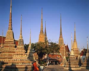 La cultura y la gastronomía de Tailandia tomarán Madrid durante el mes de junio