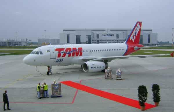TAM inicia vuelos de Río de Janeiro a Frankfurt a partir del 10 de agosto
