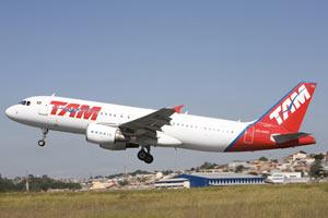 TAM Airlines anuncia sus previsiones para 2011