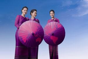 Celebra el Año Nuevo tailandés con Thai Airways