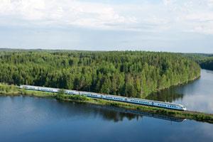 Helsinki y San Petersburgo unidas por un tren de alta velocidad